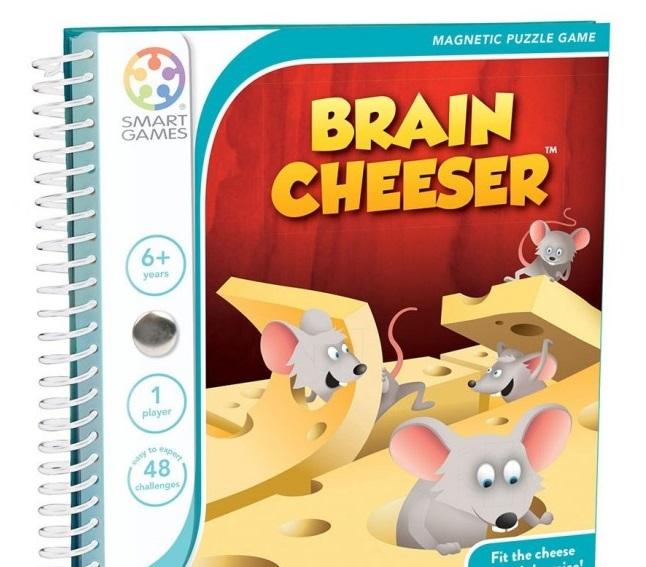 Otroci obožujejo igre, ki jih spodbudijo k razmišljanju