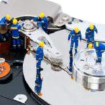 Orodje in strokovnjaki za čiščenje diska